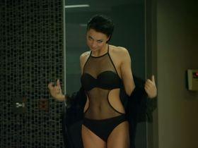 Nastasya Samburskaya sexy - Dve Zheny s01e01 (2017)