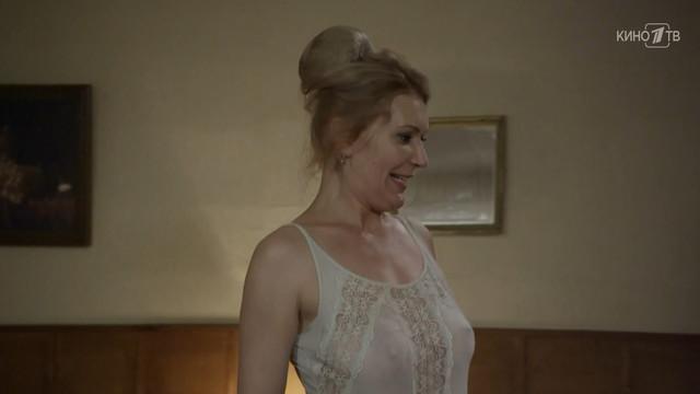Elena Kotelnikova sexy - Jekspropriator s01e11 (2018)