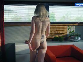 Anastasiya Timushkova sexy - Sovsem chuzhie s01e01 (2019)