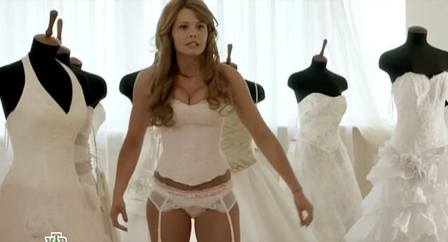 Maria Gorban sexy - Odessit (2013)