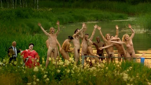 Helena Bergstrom nude - Anglagard (1992)