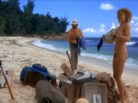 Amanda Donohoe nude - Castaway (1986)