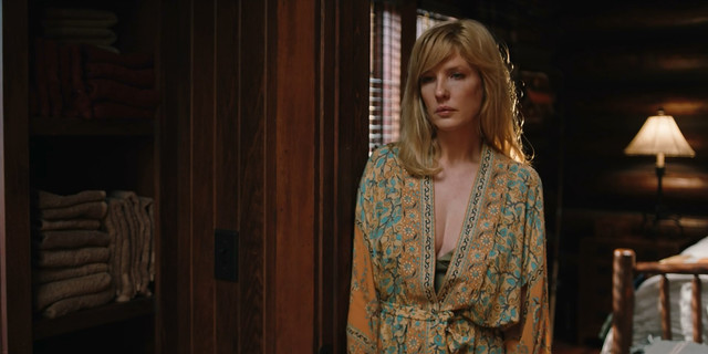 Kelly Reilly sexy - Yellowstone s02e07 (2019)