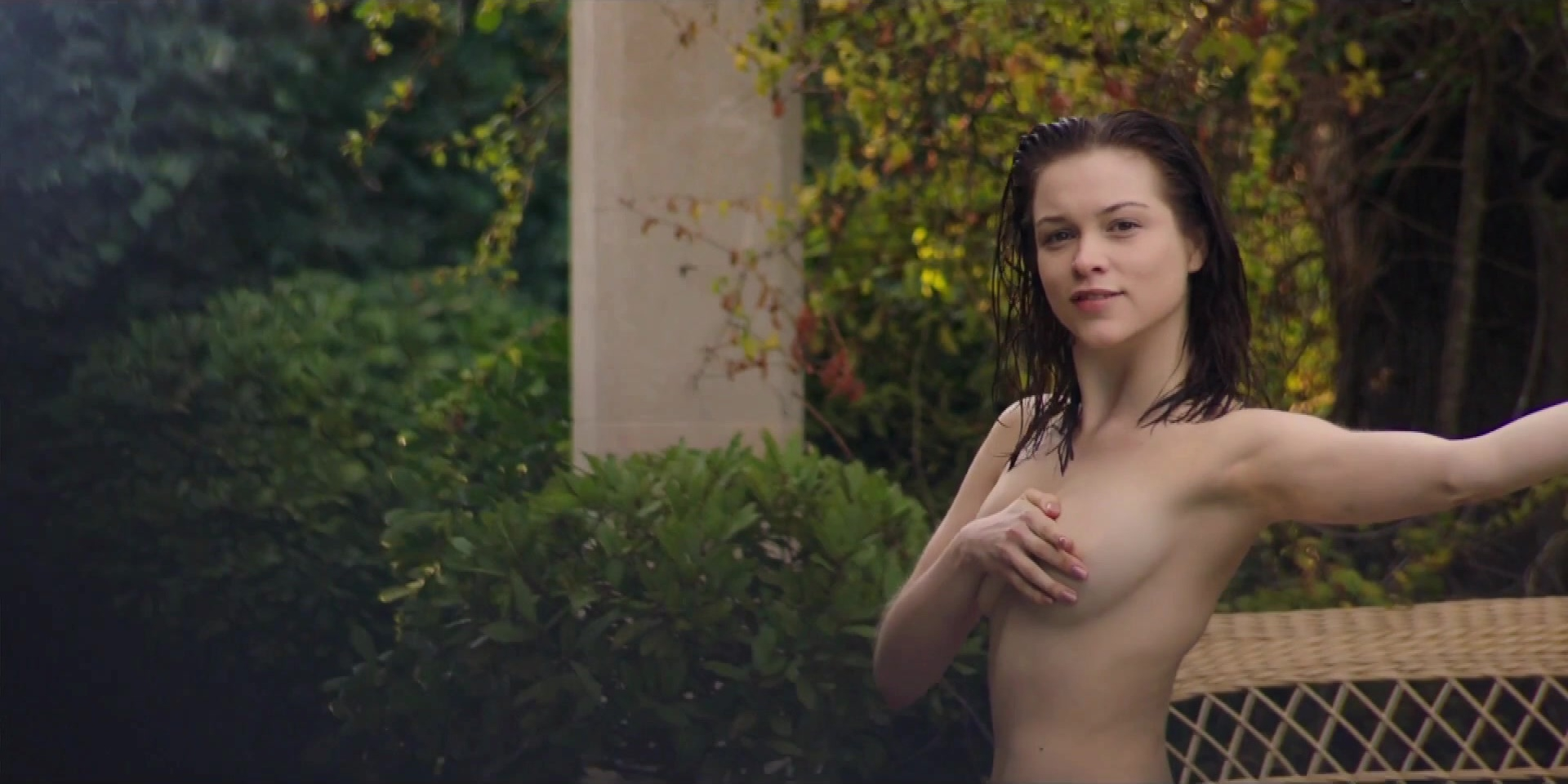 Sophie Cookson nude - The Trial of Christine Keeler s01e01 (2019)