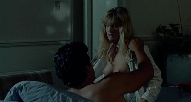 Barbara Crampton nude, Kim Evenson nude - Kidnapped (1986)