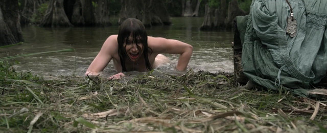 Jennifer Lynn Warren nude - Creature (2011) HD