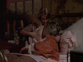 Cathryn Harrison nude - Black Moon (1975)