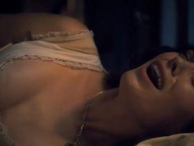 Katia Winter sexy - Sleepy Hollow s02e06 (2014)