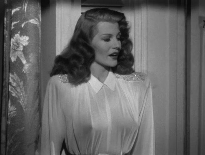 Rita Hayworth sexy - Gilda  (1946)