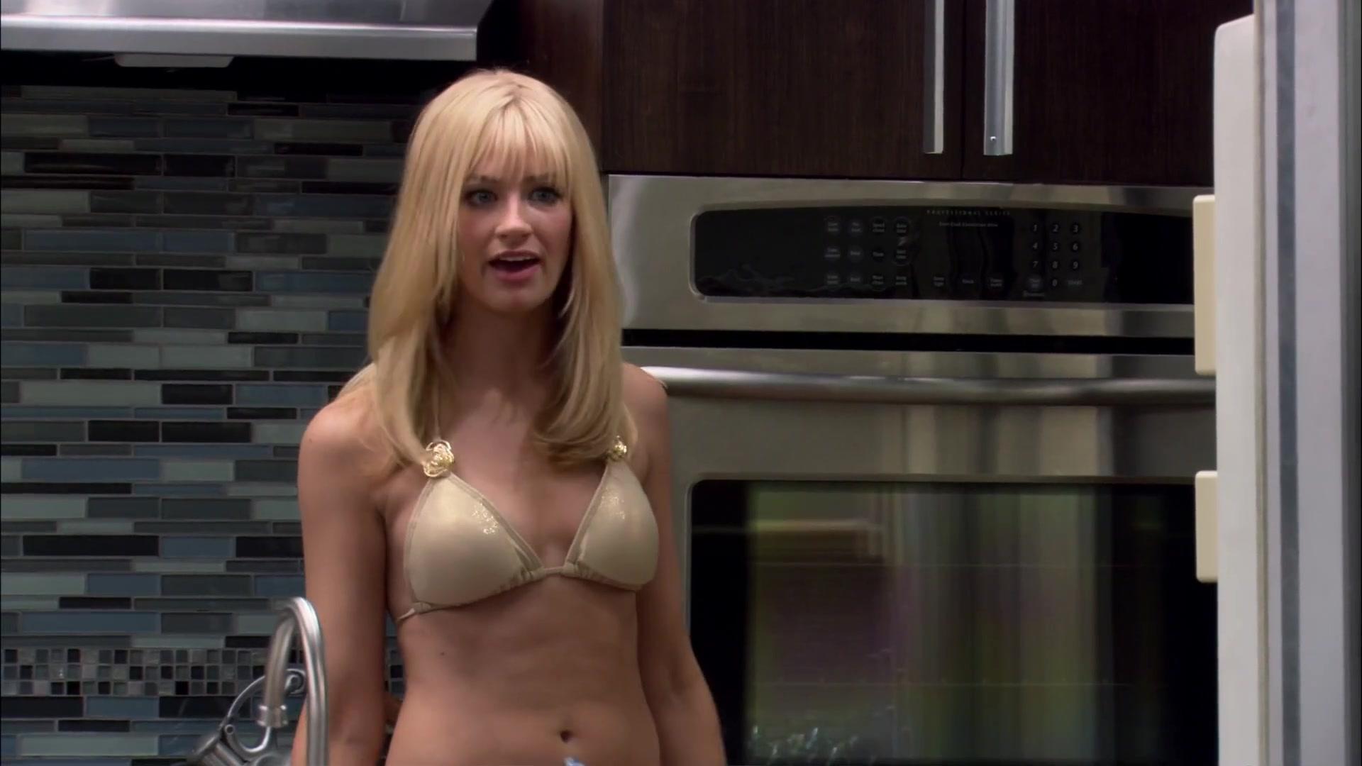 Beth Behrs sexy - 2 Broke Girls s01e19 (2011)