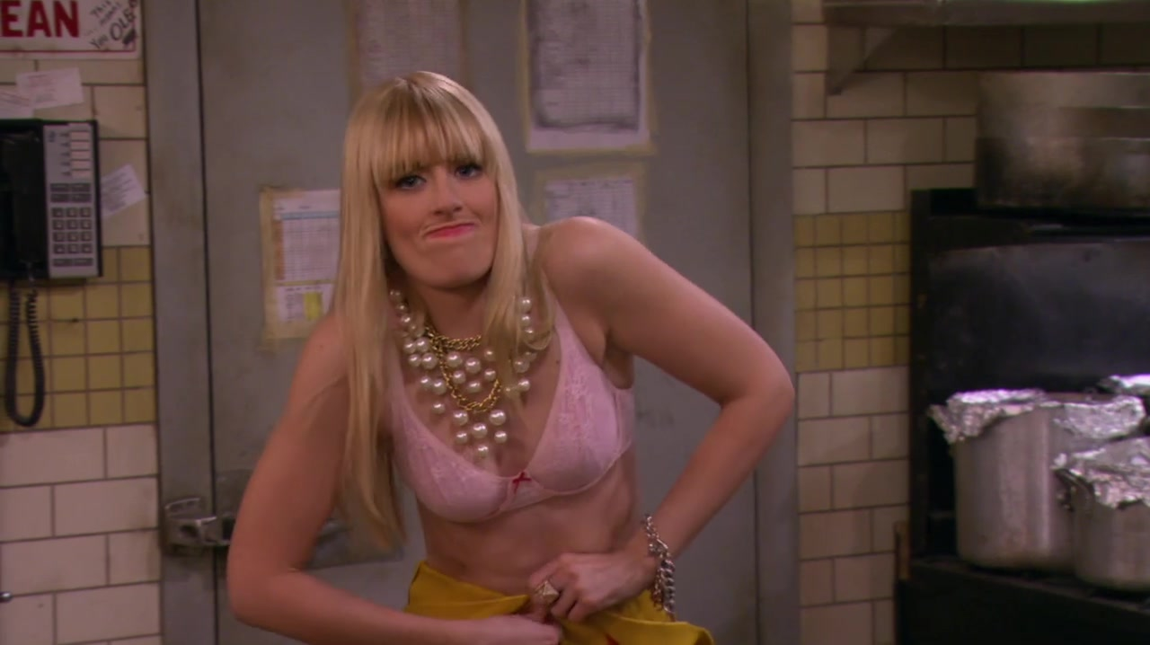 Naked beth behrs Beth Behrs