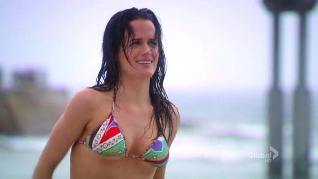 Nackt alexandra breckenridge Nude celebrity