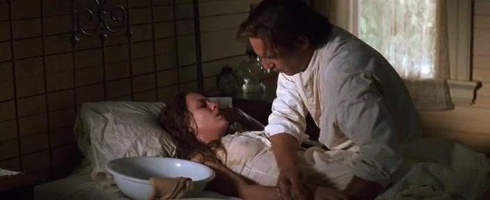 Annabeth Gish sexy - Wyatt Earp (1994)