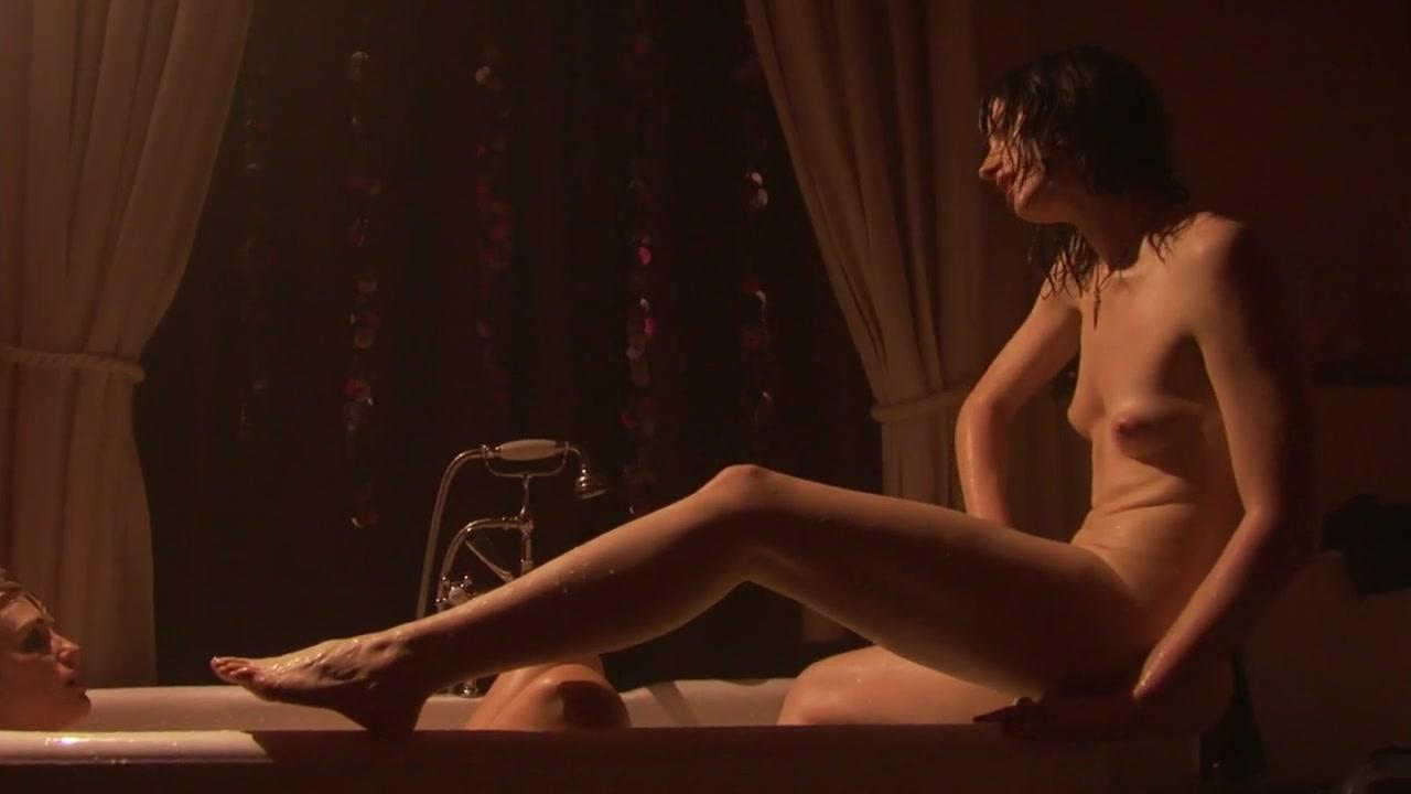 Natasha OKeeffe nude, Ruta Gedmintas sexy - Lip Service s01e04 (2010)