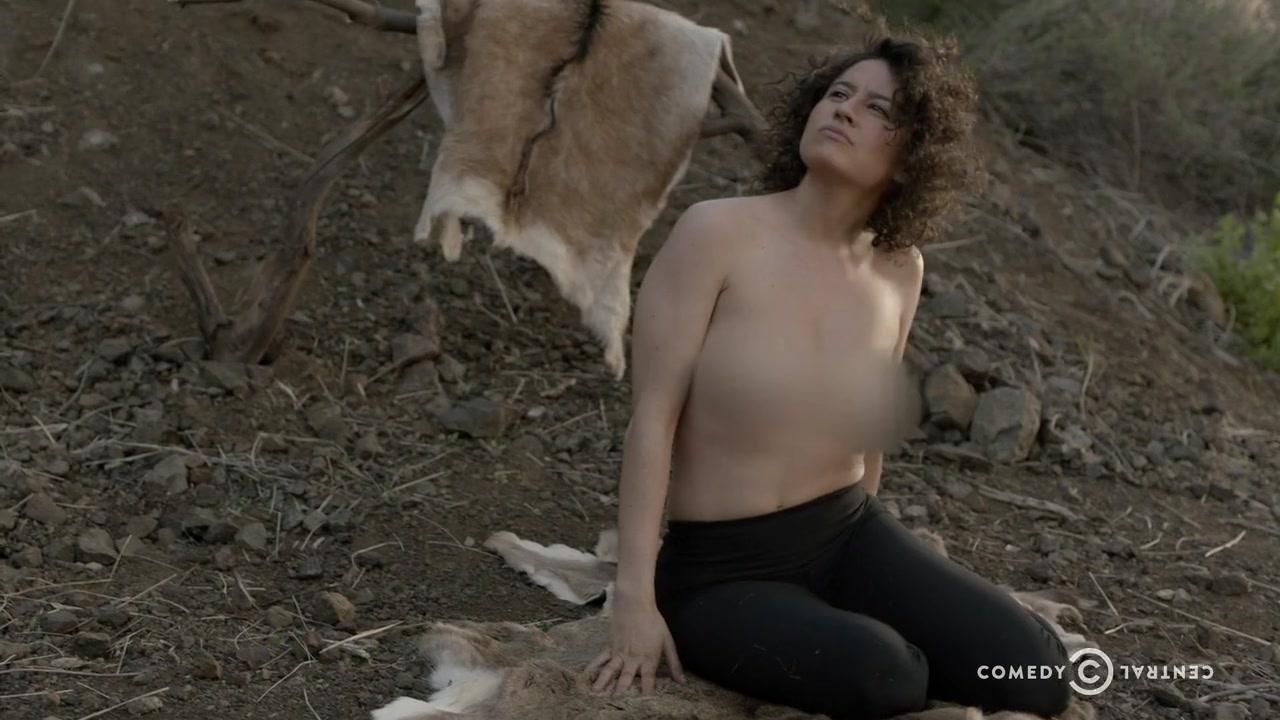Ilana Glazer nude - Time Traveling Bong s01e02 (2016)