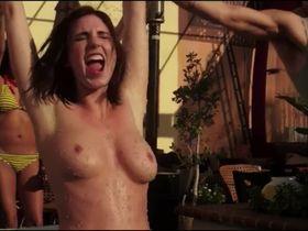 Samantha Stewart nude, Barret Perlman nude - Bikini Spring Break (2012)