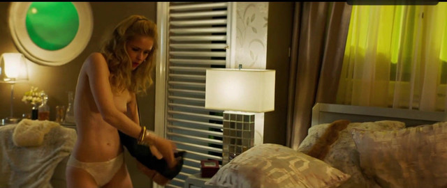 Erin Moriarty nude - Driven (2018)