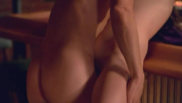 Celeb Mary Louise Parker Snake Nude Gif