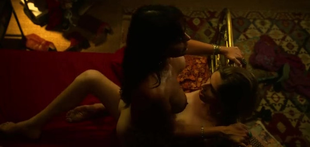 Marta Milans nude, Geena Roman nude - White Lines s01e03 (2020)