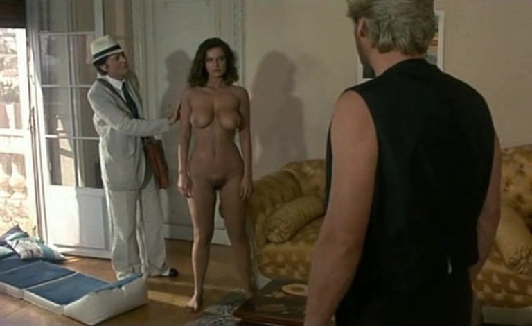 Patricia Barzyk nude - La machine à découdre (1986)