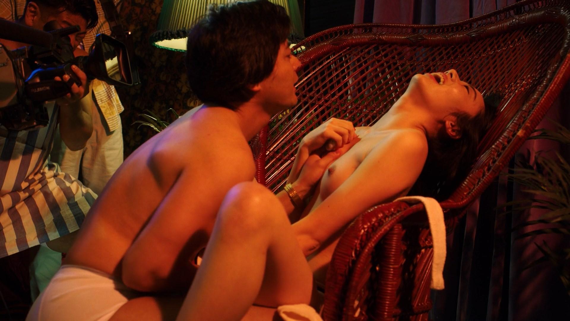 Ruri Shinato nude, Umi Todo nude - The Naked Director s01e01 (2019)