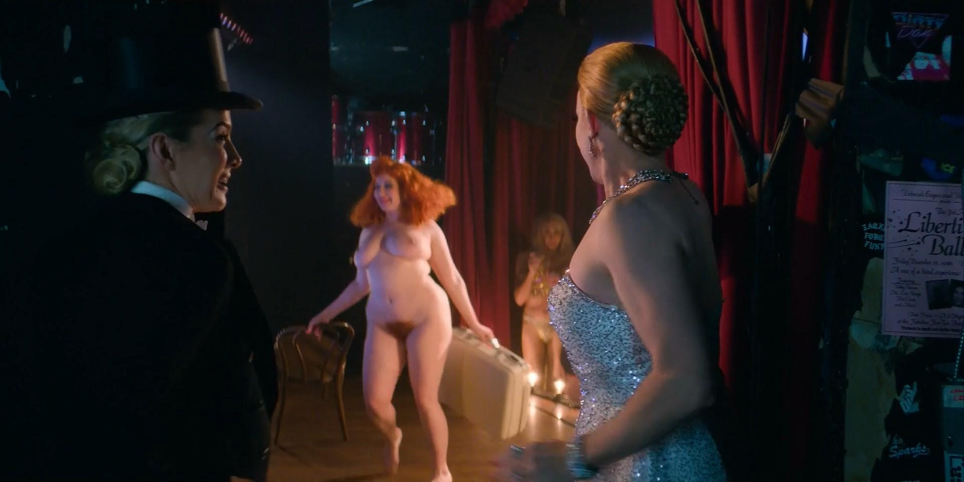 Geena Davis sexy, Kasia Szarek nude - Glow s03e09 (2019)