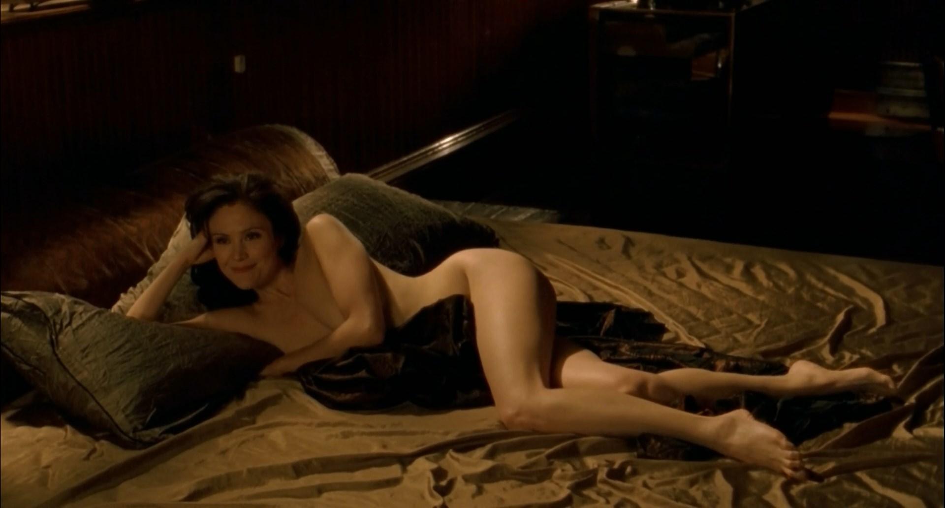 Naked Shiri Appleby In Six Degrees Ancensored
