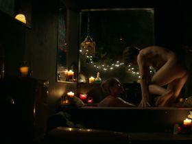 Emily Bett Rickards sexy, Jana Winternitz nude, Aschleigh Jensen nude - Funny Story (2018)