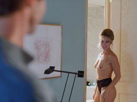 Yancy Butler nude, La Joy Farr nude - The Hit List (1993)
