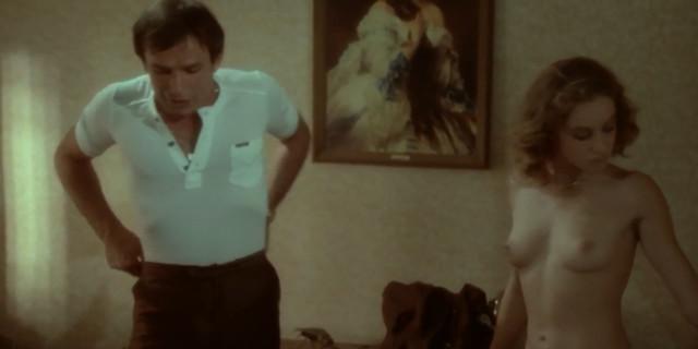 Eleonora Giorgi обнаженная - Disposta a tutto (1977)