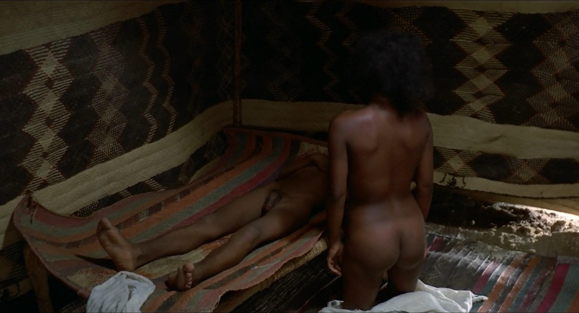 Ines Pellegrini nude, Barbara Grandi nude - Arabian Nights (1974)