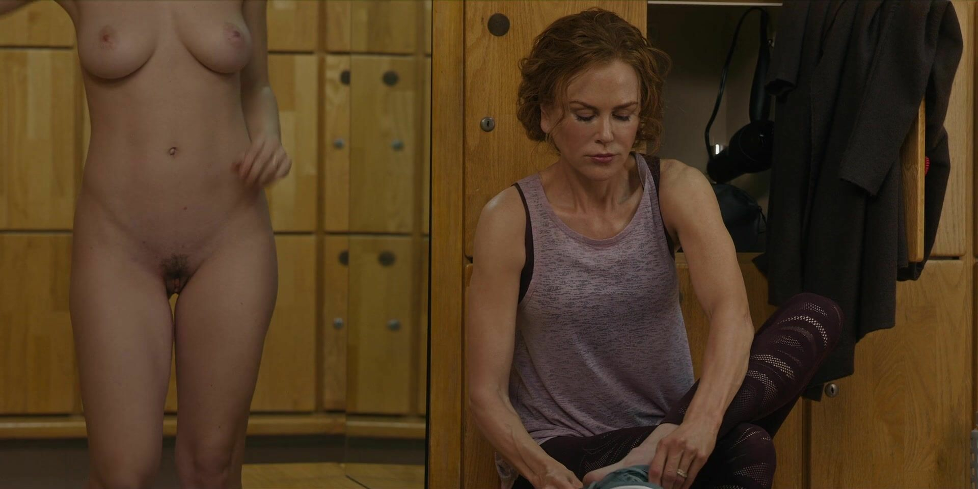 Matilda De Angelis nude - The Undoing s01e01 (2020)