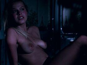 Sylvia Wright nude - Bloody Birthday (1981)
