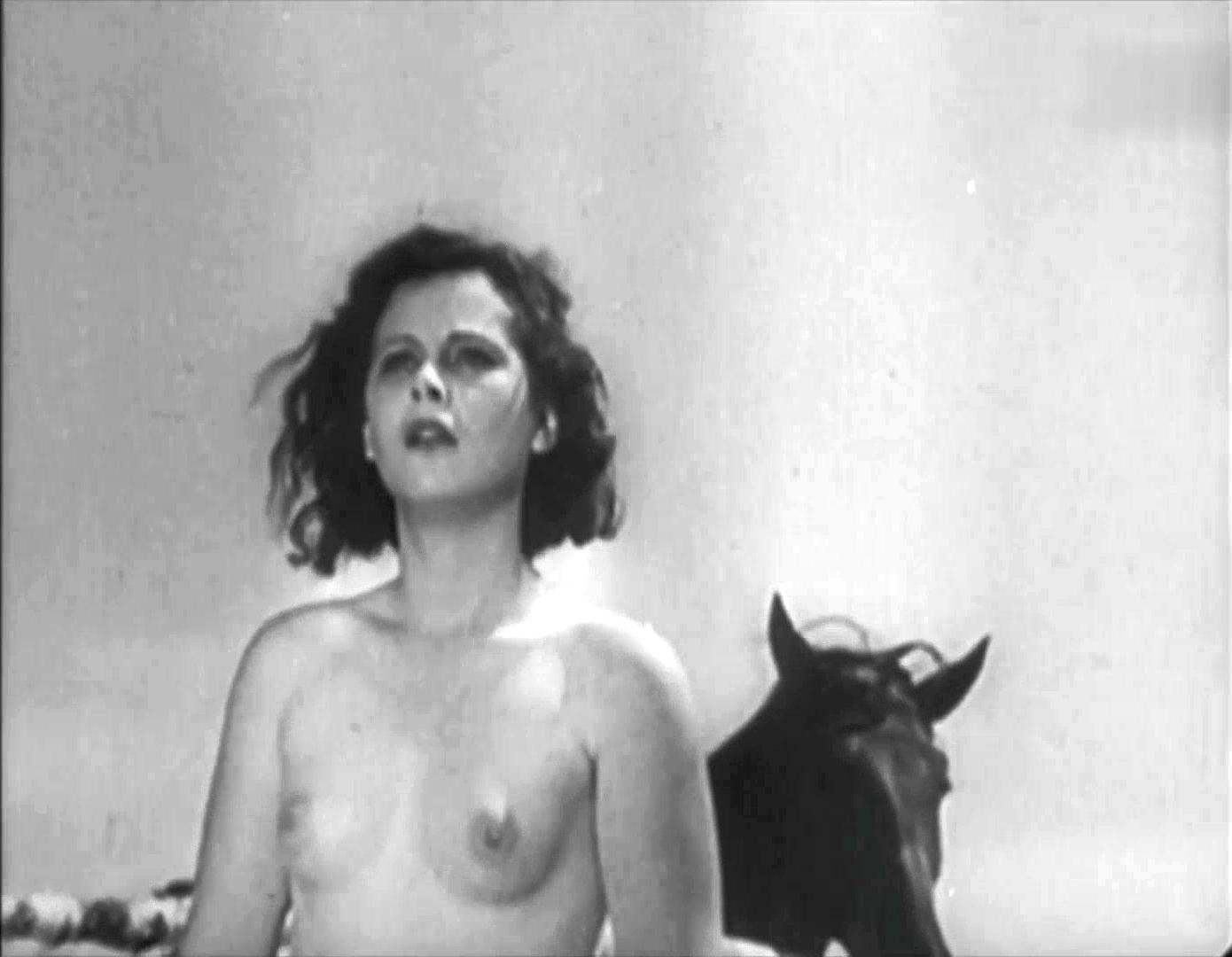 Hedy Lamarr nude - Ecstasy (1932)
