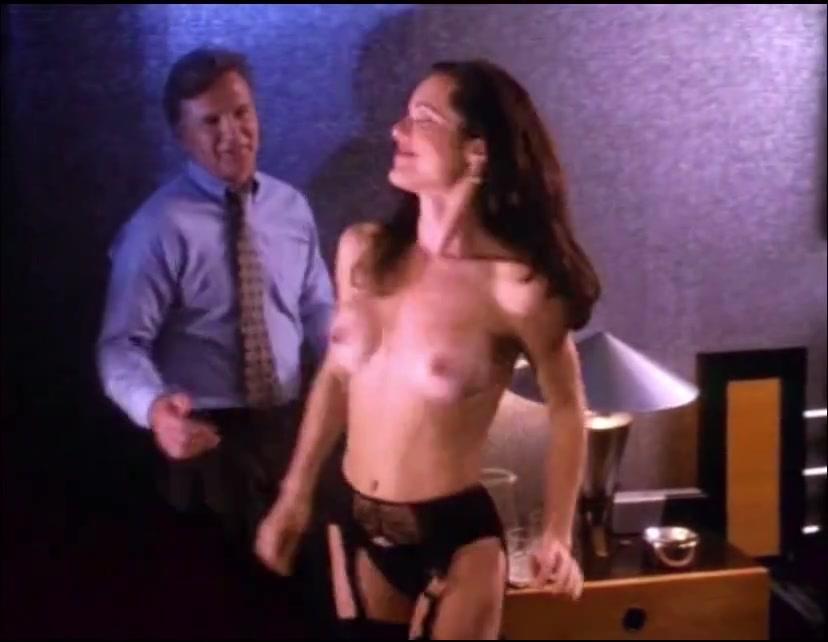 Kristin Minter  nackt