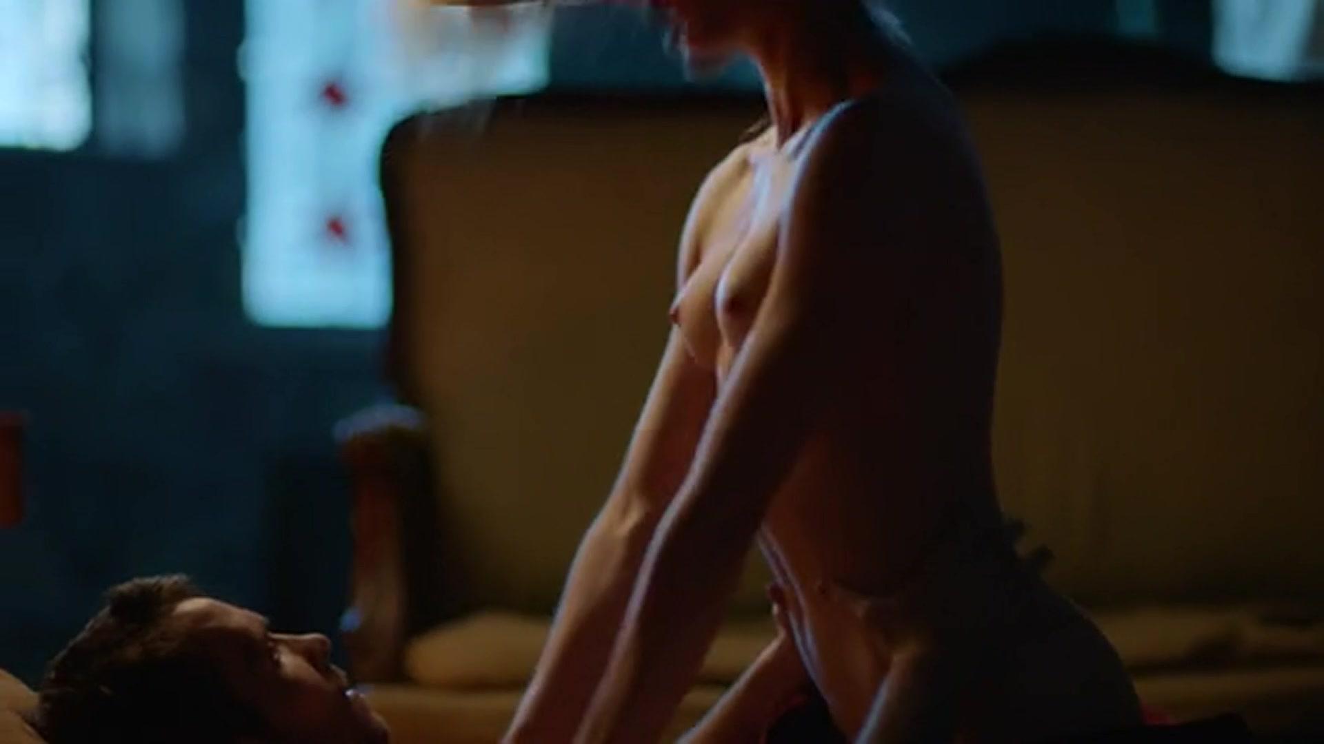 Clair Catherine nude - Castle Freak (2020)