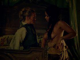 Jessica Parker Kennedy nude, Hannah New sexy - Black Sails s01e01 (2014)