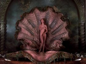 Uma Thurman nude - The Adventures of Baron Munchausen (1988)