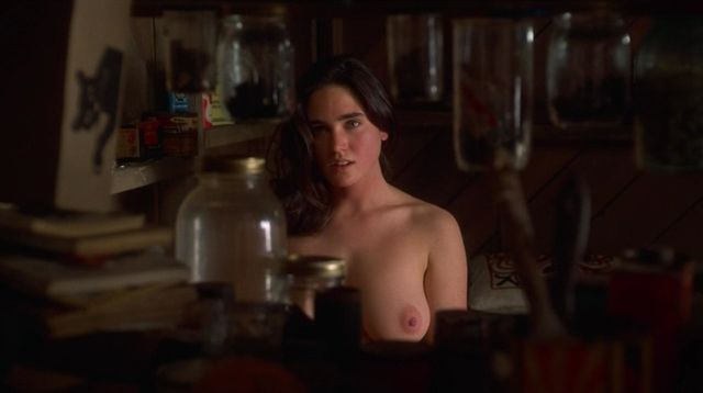 You were jennifer connelly nude movie good, agree
