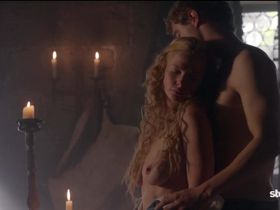 Rebecca Ferguson nude - The White Queen s01 (2013)