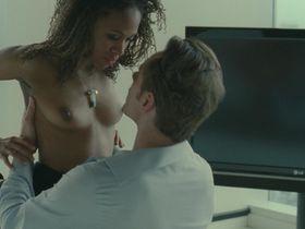 Nicole Beharie nude - Shame (2011)