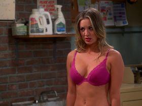 Kaley Cuoco sexy - The Big Bang Theory s07e11 (2013)