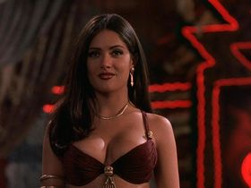 Salma Hayek sexy - From Dusk Till Dawn (1996)