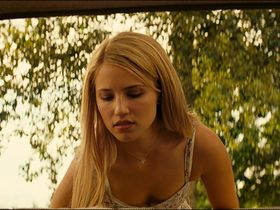 Dianna Agron sexy - The Family (2013)