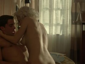 Elena Satine nude - Magic City s02e07 (2013)