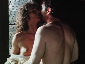 Assumpta Serna nude - Nostradamus (1994)