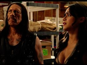 Michelle Rodriguez sexy - Machete Kills (2013)