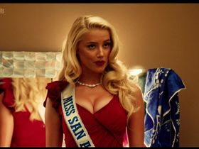 Amber Heard sexy - Machete Kills (2013)