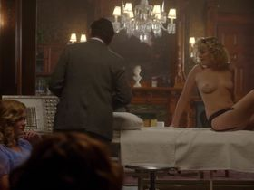 Nicholle Tom nude - Masters of Sex s01e02-03 (2013)