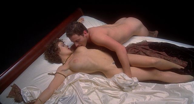 Alyssa milano hugo pool love scene - 1 part 3
